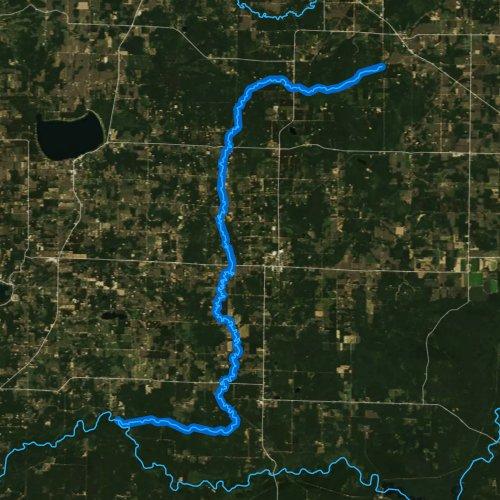 Bear Creek, Michigan Fishing Report
