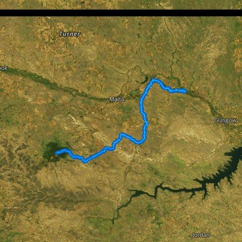 Beaver Creek Milk River Montana Fishing Report