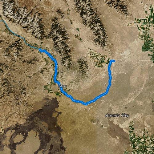 Big Lost River, Idaho Fishing Report