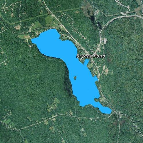 Bryant Pond, Maine Fishing Report