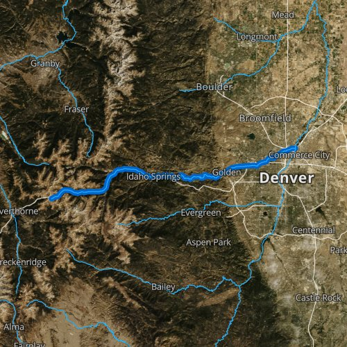 Clear Creek, Colorado Fishing Report