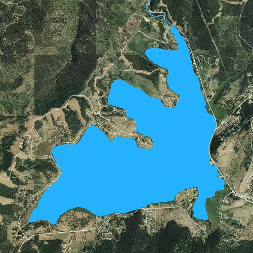georgetown lake mt map Georgetown Lake Montana Fishing Report georgetown lake mt map
