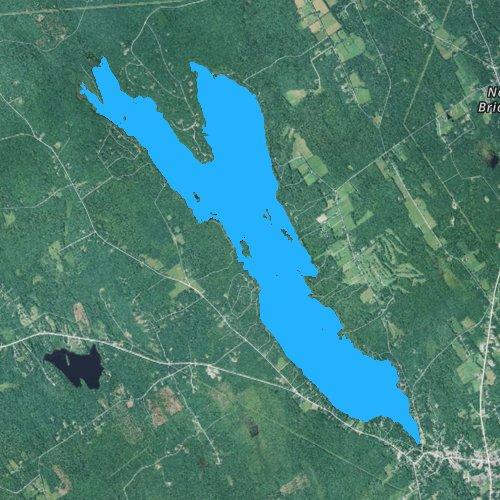 Highland Lake: Cumberland, Maine Fishing Report