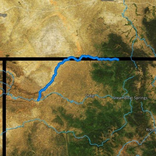 Little Snake River Wyoming Fishing Report
