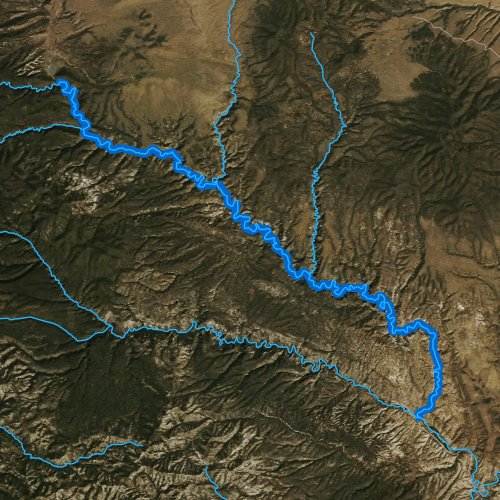 Middle Fork Gila River, New Mexico Report on