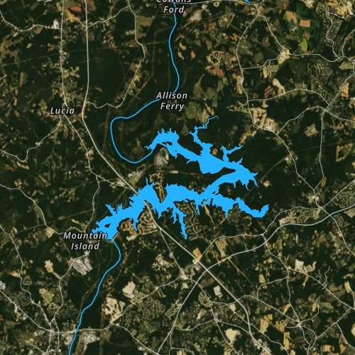 Mountain Island Lake, North Carolina Fishing Report