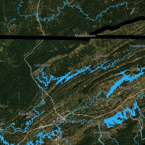 Norris Lake Tennessee Map.Norris Lake Tennessee Fishing Report