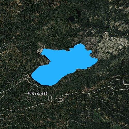 Pinecrest Lake, California Fishing Report