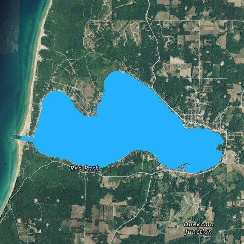 Portage Lake: Manistee, Michigan Fishing Report