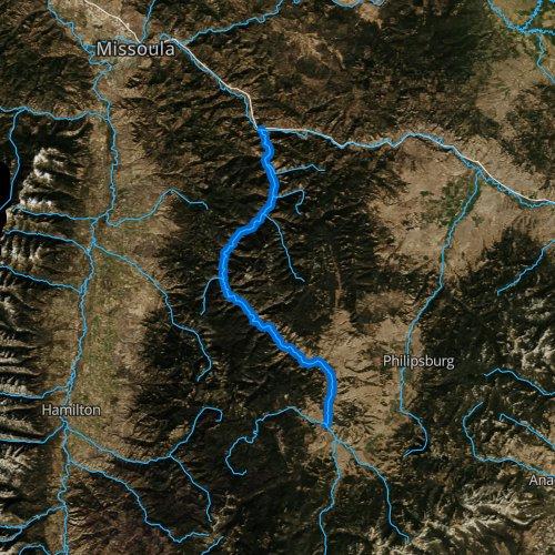 Rock creek montana fishing report for Rock creek fishing