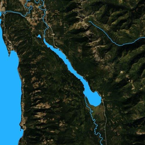 swan lake montana map Swan Lake Montana Fishing Report swan lake montana map