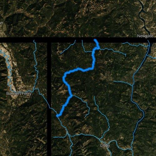 Yaak River Montana Fishing Report