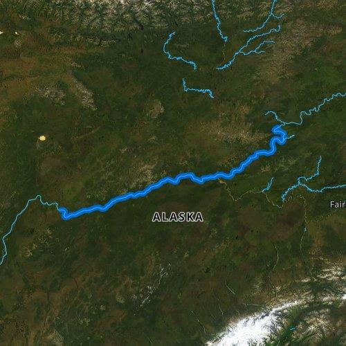 Yukon River Middle Alaska Fishing Report